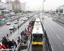 İstanbul'da Zam Şampiyonu Toplu Ulaşım