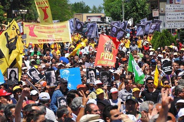 Katliamın 21′inci Yılında Binlerce Kişi Sivas'ta