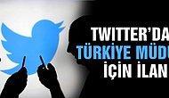Twitter'dan Türkiye Müdürü İçin İlan