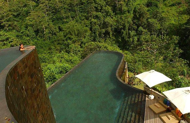 1. Ubud Hanging Gardens Hotel, Bali
