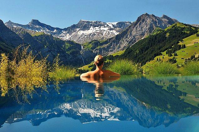 3. The Cambrian Hotel, İsviçre