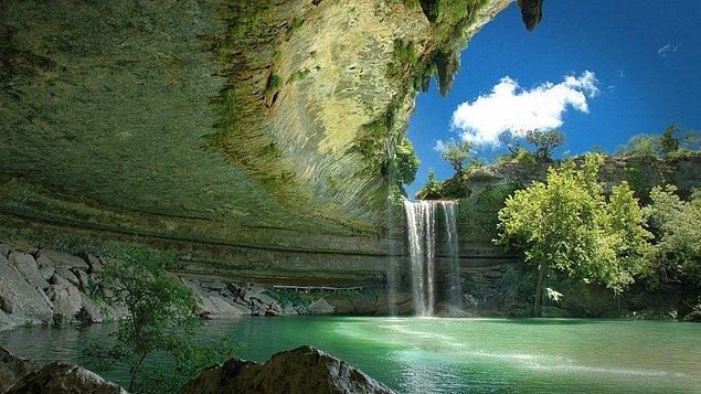 11. Hamilton Pool, Austin, Texas