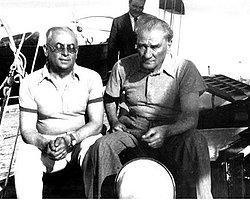 1 Kasım 1957: Celal Bayar 3. ve son kez Cumhurbaşkanı