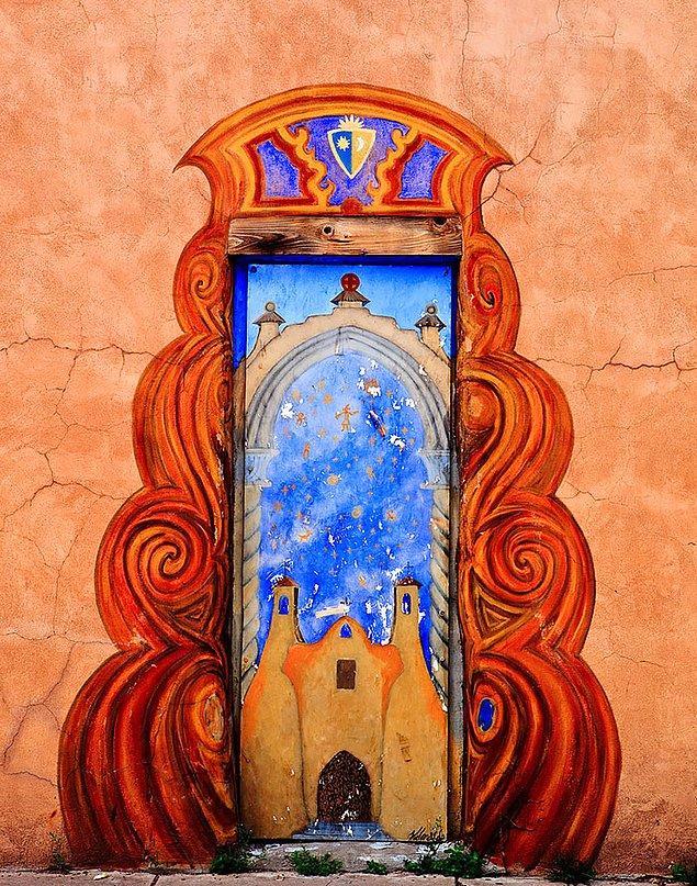 2. Santa Fe, New Mexico, ABD