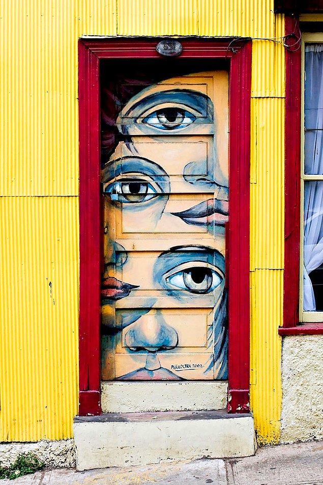 7. Valparaiso, Şili