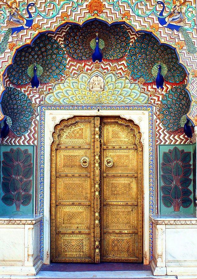 16. Jaipur, Hindistan