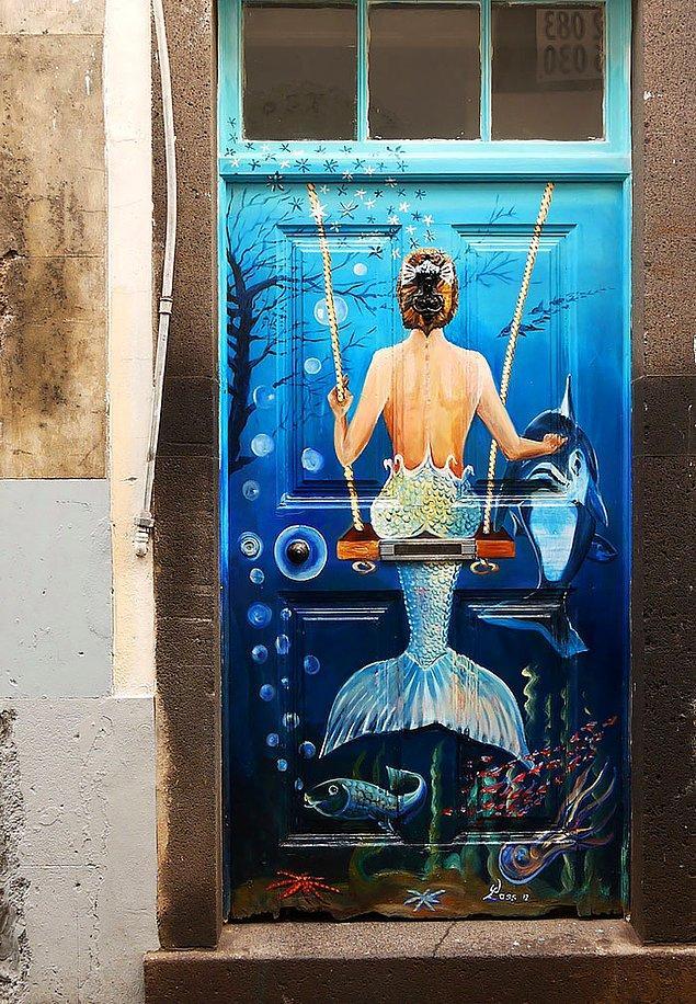 25. Funchal, Madeira, Portekiz