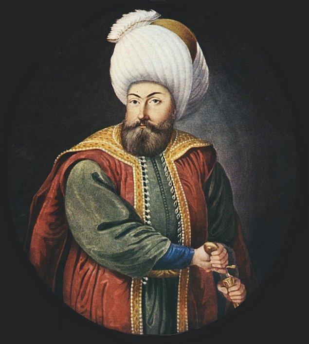 Osman Bey  (1258-1326)