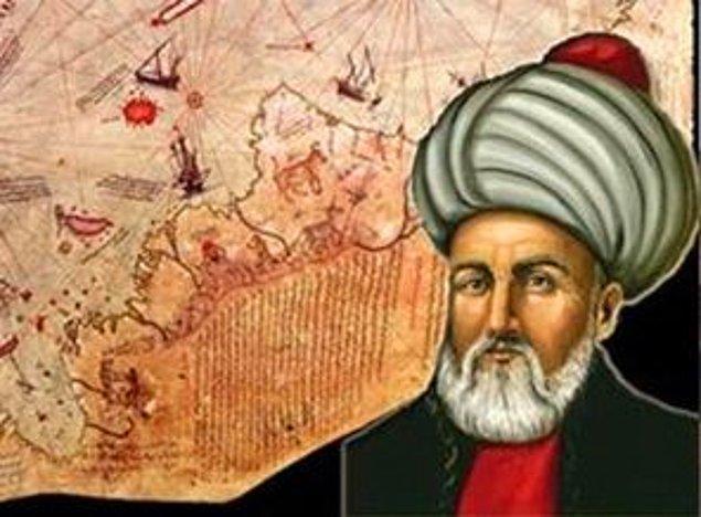 Pîrî Reis (1465/1470 - 1554)