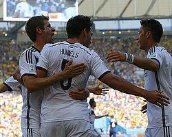 Almanya, Fransa'yı 1-0 Mağlup Etti