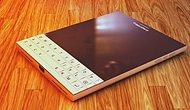 Blackberry'nin Eşsiz Akıllı Telefonuna Beyaz Renk Seçeneği
