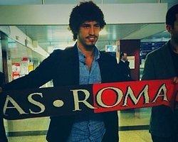 Salih Uçan Roma'da!