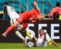 """Robben: """"Bu Zırvalıklar Beni Yordu!"""""""