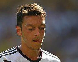 Alman Efsanesinden Mesut Özil'e Sert Eleştiri