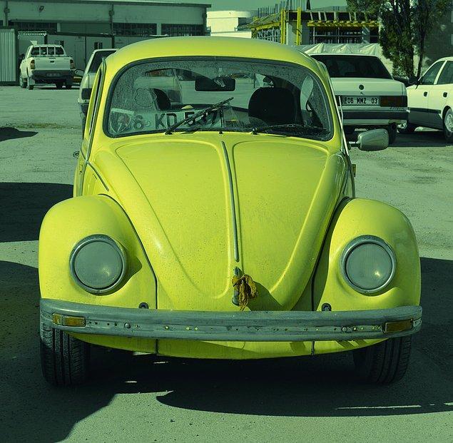 10. Heves edip yıkadığınız arabanın hemen batması
