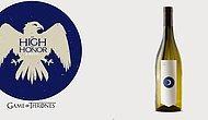 Game of Thrones Hanedanlara Göre Şaraplar