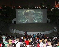 Parklarda Sinema Günleri Başlıyor
