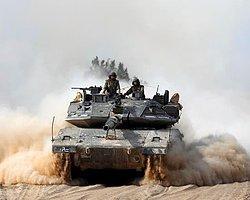 İsrail'den Kara Harekâtı Hazırlığı