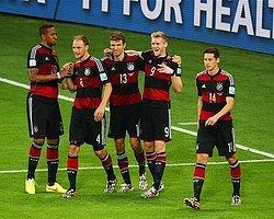 Almanlar, Brezilya'ya Futbolu Öğretti!