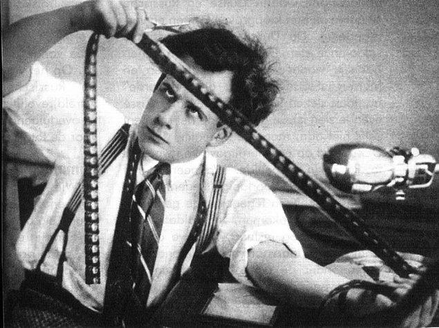 5. Sergei Eisenstein