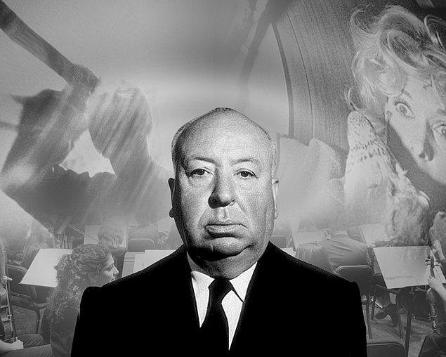 9. Alfred Hitchcock
