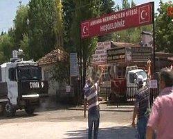 Ankara'da Olaylı Yıkım!