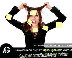İş Stresini Azaltmanın 8 Yolu