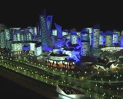 Dubai'den Sıcaklık Kontrollü Şehir