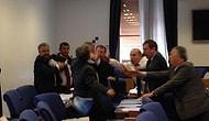 Komisyonda Ak Parti ve CHP Vekilleri Arasında Yumruklu Kavga