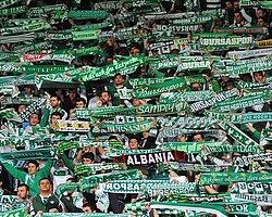 Bursaspor'a Avrupa Ligi'nde Gürcü Rakip
