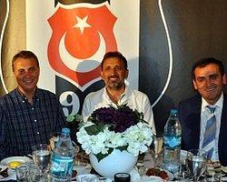 Beşiktaş Arena'da İftar Açtı