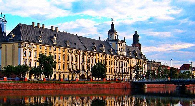 1. Polonya Üniversiteleri