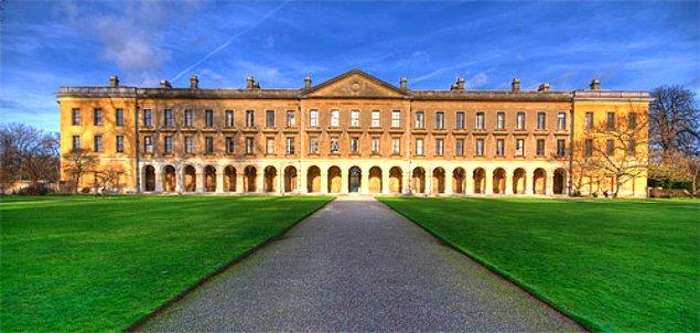 5. İngiltere Üniversiteleri