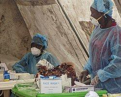 Batı Afrika'daki Ebola Salgınında Şubat'tan Bu Yana 539 Kişi Öldü