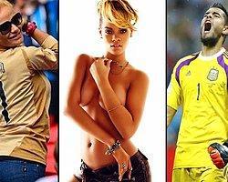 """""""Kupayı Kazan, Rihanna İle Seks Yap"""""""