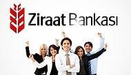 Ziraat Bankası Banko Görevlisi Yeni Personel Alımı