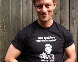 Başbakanın Kimlik Numarası Tişörtlerde