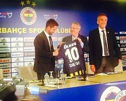 Diego Ribas Sözleşmeyi İmzaladı