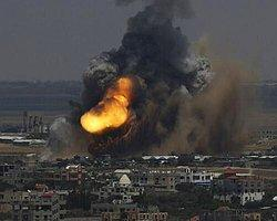 Filistin'de Ölü Sayısı 165'e Ulaştı