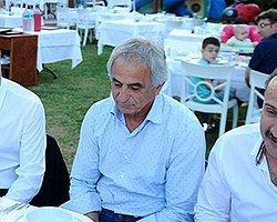 Hacıosmanoğlu'ndan Halilhodzic'e Yemek