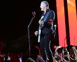 İstanbul'dan Metallica Geçti