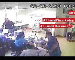 Ali İsmail, Son Tekmeyi Atan Polisle Hastanede Karşılaşmış