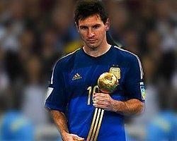 Dünya Basını Messi'nin Ödül Almasına 'Skandal' Dedi