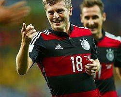 Toni Kroos Real Madrid'de