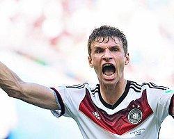 Müller Ağzını Bozdu