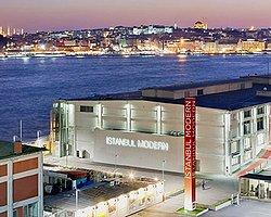 İstanbul Modern'e Galataport 'Makyajı'
