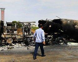 Trablus Havalimanı'na Roketli Saldırı