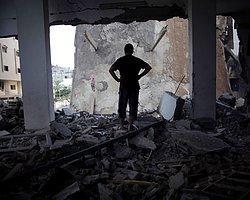 İsrail Gazze'deki Saldırılarına Yeniden Başladı
