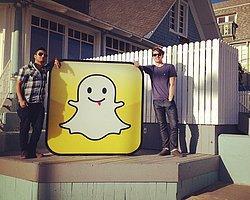 Snapchat'ten Lokasyon Bazlı Yeni Filtreler
