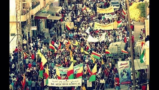 Rojava Devrimi